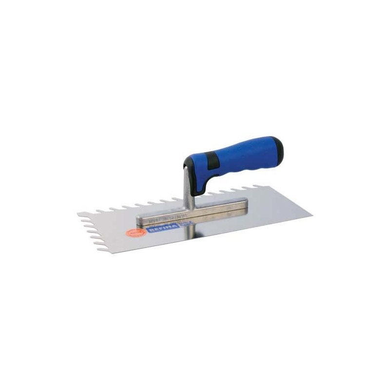 "11"" Right Hand Serrated Trowel"