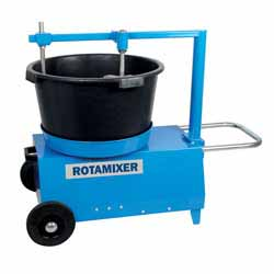 RM65 Forced Action Rotamixer 1.1kw