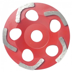 "6"" Diamond Cup Disc for Hilti"