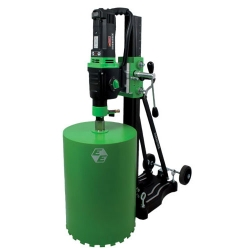 DBE352/3 3 Speed 3000w<br>Diamond Drilling Unit