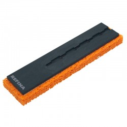 "Replacement CLIKCLAK 11"" Narrow Sponge - 20mm Orange"