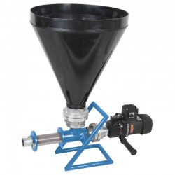 STX310 Spray Pump - Spraying Plasters & Coatings