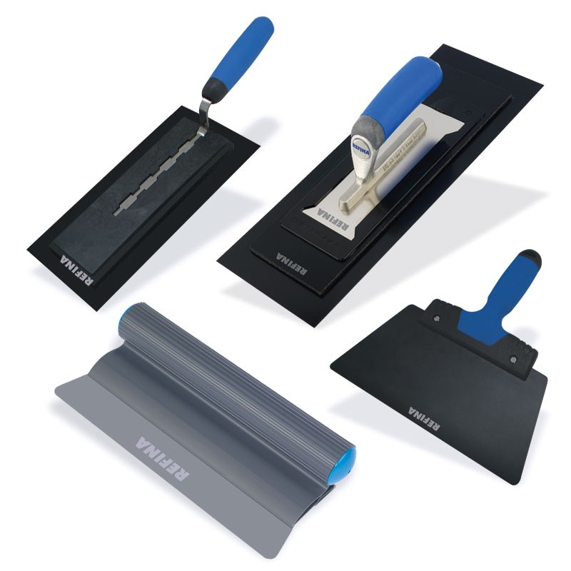 PLAZIFLEX Trowel Kit