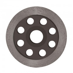 "4"" DX4-MC Diamond Disc, Concrete, Terrazzo & Stone Smoothing - Makita"