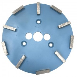"10"" Diamond Grinding Disc"