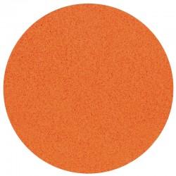"16"" Velcro Sponge Disc, Orange, Medium, 20mm"