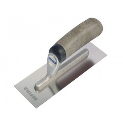 Premium Mini Trowel Leather Handle