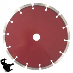 "8"" General Turbo Diamond Cutting Disc"
