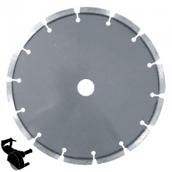 "8"" Turbo Abrasive Material Diamond Cutting Disc"