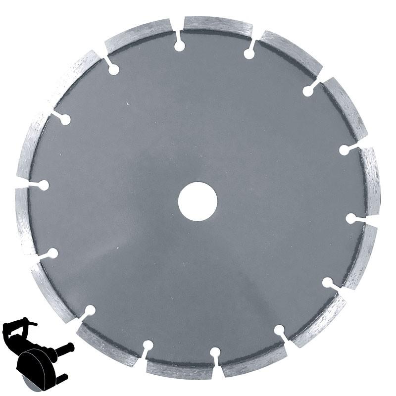 "8"" Turbo Abrasive Material Diamond Cutting Disc"