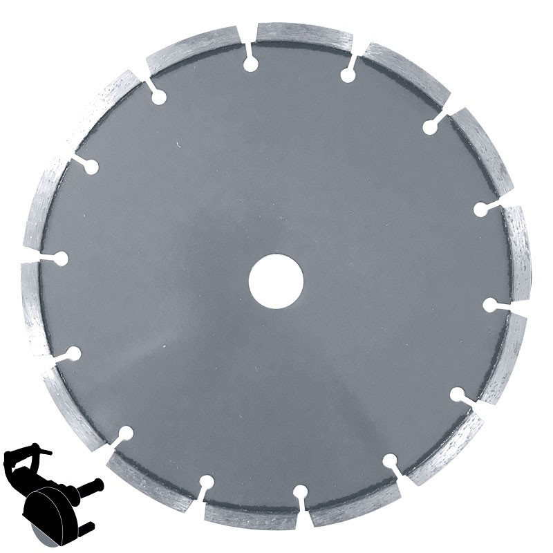 "8"" Hard Stone Cutting Disc"