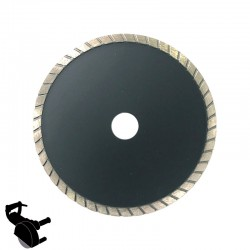 "6"" Hard Stone Diamond Cutting Disc"