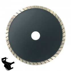 "7"" Hard Stone Diamond Cutting Disc"