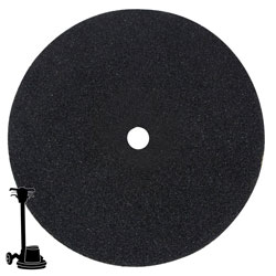 "17"" Double Sided Disc, For Latex & Coating Removal"