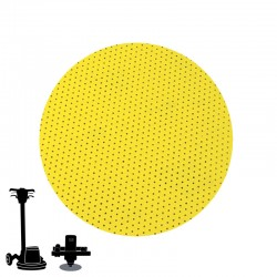 "EPO180H 5"" Multi-hole Disc, Velcro, For Paint & Plaster Sanding"