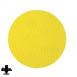 "EPO180H 7"" Multi-hole Disc, Velcro, For Paint & Plaster Sanding"