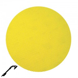 "ELS225 9"" Multi-hole Disc, Velcro, For Paint & Plaster Sanding"