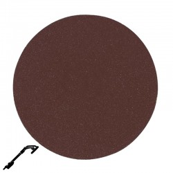 "ELS225 9"" Coarse SC Disc, Velcro, For Insulation Board Sanding"