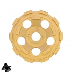 "EBS1802 5"" DX5-MC Diamond Cup Disc, For Concrete & Stone Smoothing"