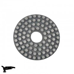 "EPN1800 4"" Diamond Disc, Velcro, For Concrete & Stone Grinding"