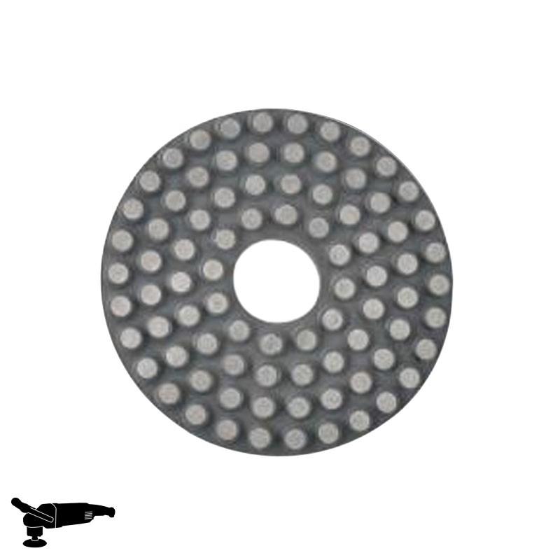 "EPN1800 4"" Diamond Disc, Velcro, For Concrete & Stone Grinding"