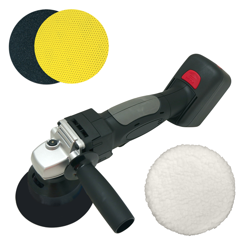 Powerprep Cordless Microcement & Venetian Plaster Sander-Polisher + £40 Disc Kit