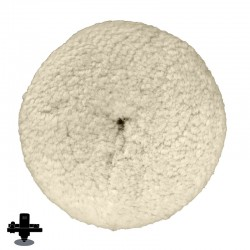 "9"" Buffer Polishing Pad, For Micro Cement"