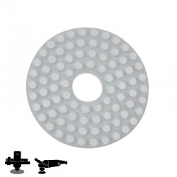"EPO180H 5"" Diamond Disc, Velcro, For Concrete & Stone Grinding"