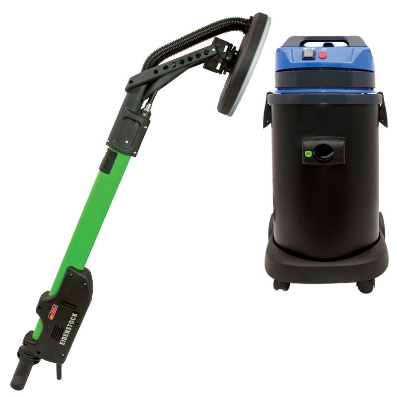 ELS225 Drywall Sander + Dustex Vac