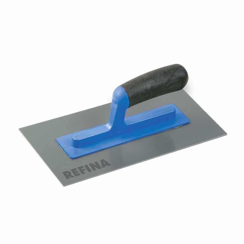 "11"" Plastic Trowel, Grey Nylon 3mm Blade"
