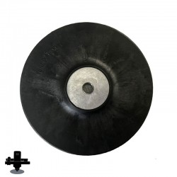 "7"" Backing Pad for Semi-Flex Disc"