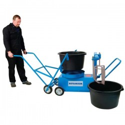 Rm65 Rotamixer Forced Action Tub Mixer 1 1kw