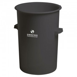 110 ltr Heavy Duty Plastic Tub For FloorMix