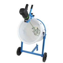 EHB20/2 Slow 2 Speed Mixer, Tipping Stand, Paddle & Tub