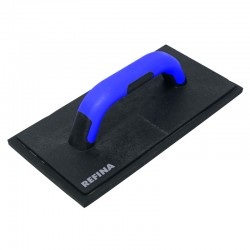 Tiling Black Rubber Sponge Float