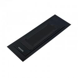 """PLAZIFLEX Trowel 1.0mm Flexiback Blades 16"""""""