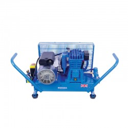 Continuous Air Flow Electric Compressor