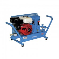 Continuous Air Flow Petrol Compressor