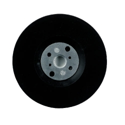 "5"" Rubber Faced Backing Pad"