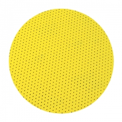 "7"" Multi-hole Sanding Disc, Velcro Backed"