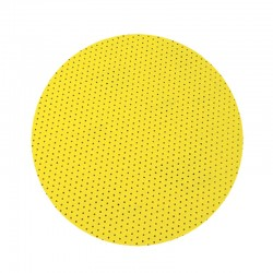 """5"""" Multi-hole Sanding Disc, Velcro Backed"""