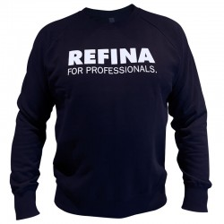 Men's Refina Branded Organic Sweatshirt