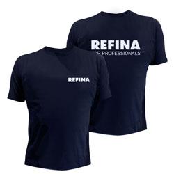 Men's Refina Branded Organic T-shirt