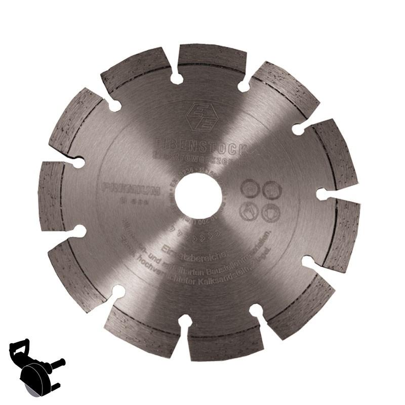 "6"" Turbo Abrasive Material Diamond Cutting Disc"