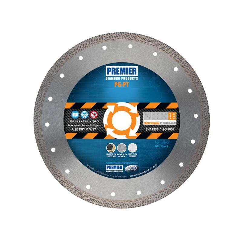 """P6-PT Diamond Cutting Disc 5"""""""