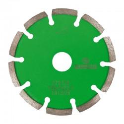 "V Blade Diamond Cutting Disc 7"", For Concrete & General Purpose"