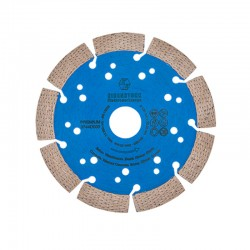 "Segmented Diamond Cutting Discs 5"", For Concrete & General Purpose"