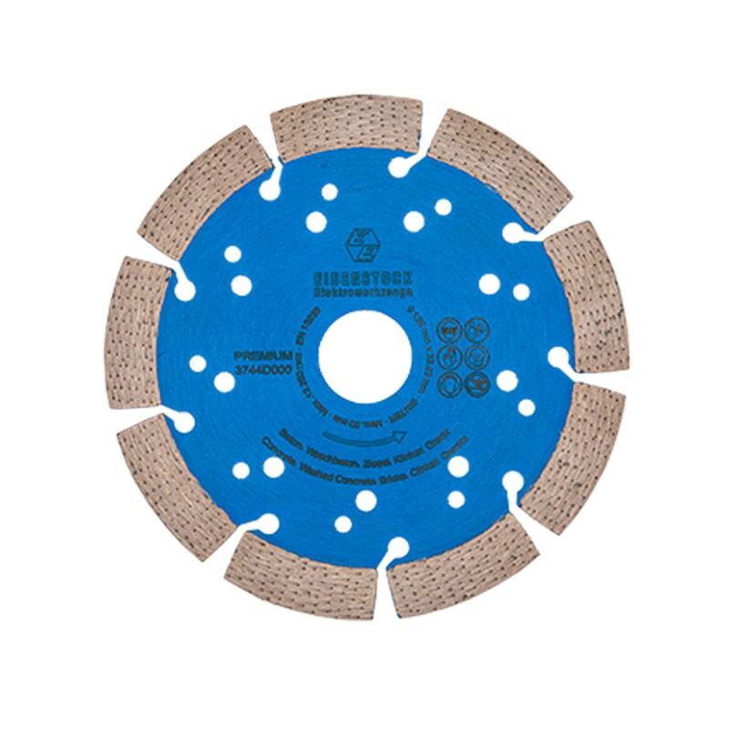 "Segmented Diamond Cutting Discs 5"", For Concrete & General Purpose"
