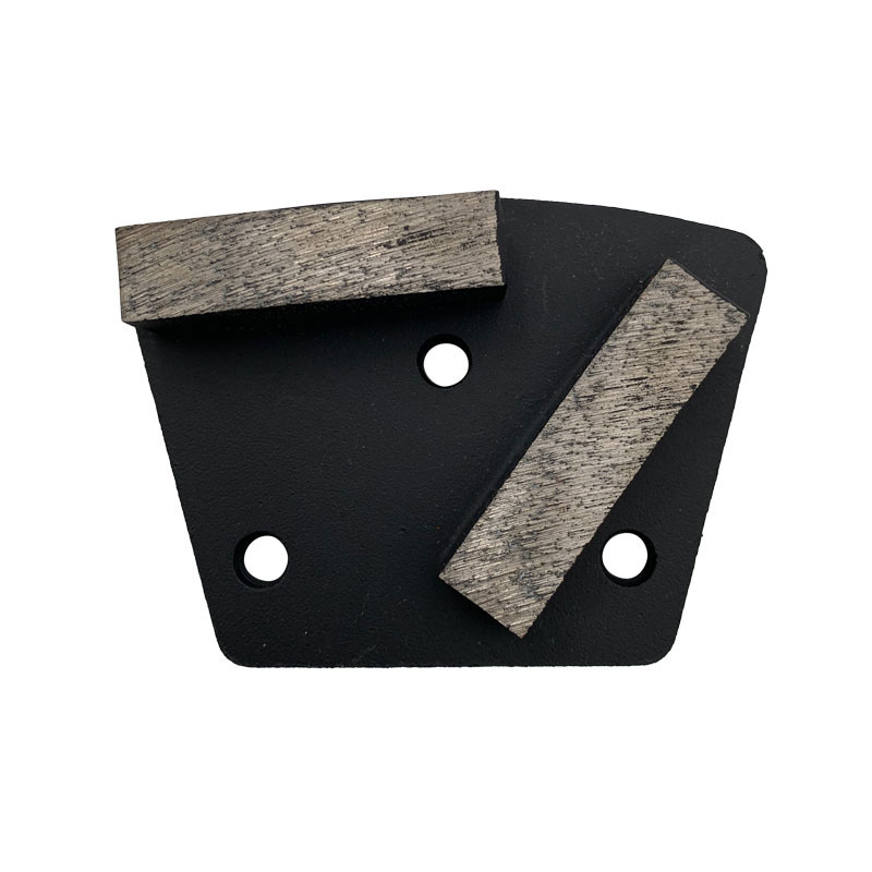 H7 Diamond Mini Plate (1), For Concrete & Coating Removal
