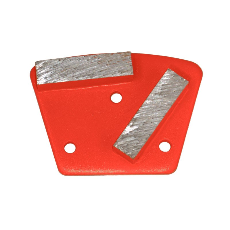 H8 Diamond Mini Plate (1), For Concrete & Coating Removal